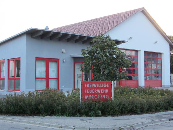Feuerwehrhaus Merching