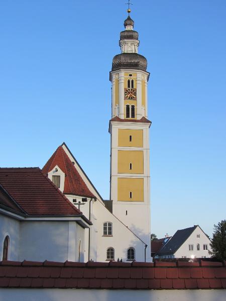 Kirche Merching