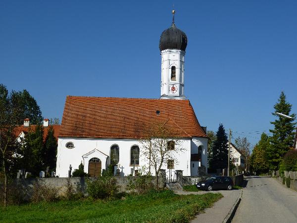 Kirche Steinach