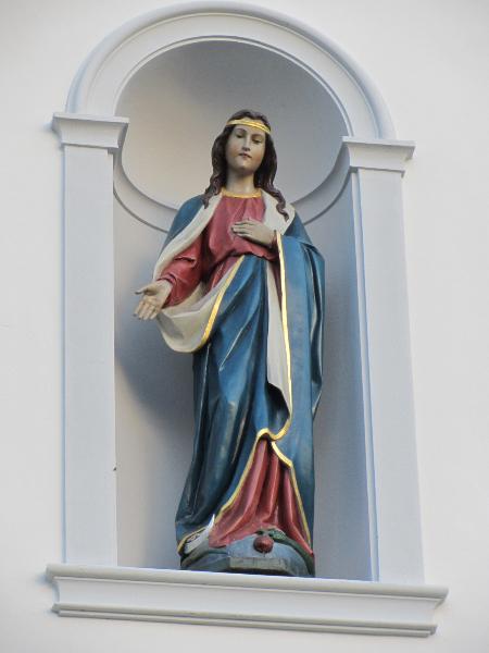 Pfarramt Heiligenfigur
