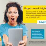Bayernwerk Highspeed Initiative