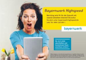Bild zur Bayernwerk Highspeed Initiative