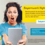 Bayernwerk Highspeed Initiative verlängert!