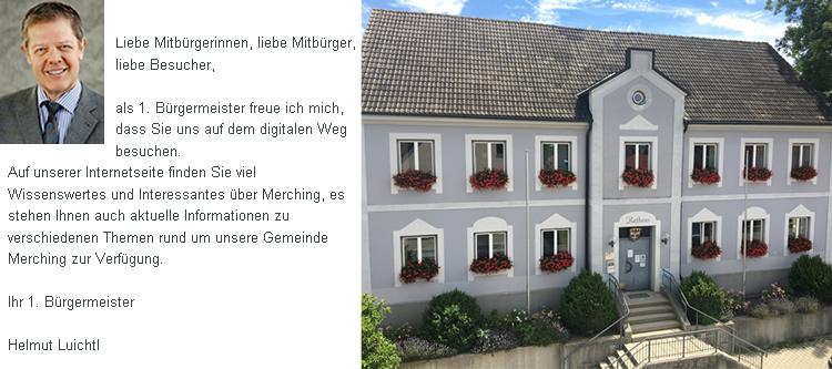 Willkommen in Merching